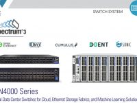 Mellanox delivers Spectrum-3 based Ethernet Switches